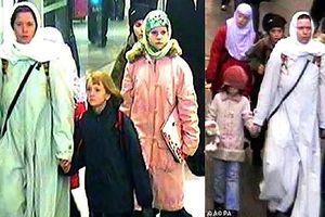 'Làn sóng' góa phụ IS từ Syria trở về Anh