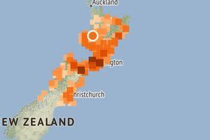 New Zealand và Chile liên tục rung chuyển vì động đất mạnh