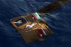 Ám ảnh mảnh vỡ máy bay Lion Air và đồ đạc của các nạn nhân xấu số