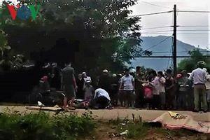 Hai xe máy va chạm, 3 người tử vong, 1 bị thương nặng