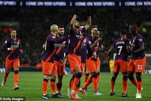 Thắng tối thiểu Tottenham, Man City nối dài mạch bất bại ở Ngoại Hạng Anh