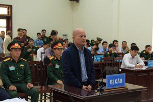 Cựu Thượng tá Út 'trọc' liên tục nói bị truy tố là khắc nghiệt quá