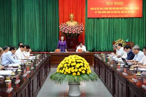 Khảo sát việc thực hiện Nghị quyết Trung ương 5 (khóa X) về tăng cường công tác kiểm tra, giám sát của Đảng