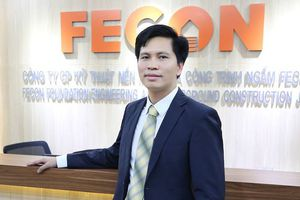 Fecon (FCN) có tân Tổng giám đốc 8x