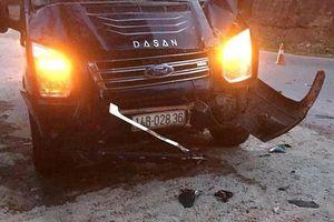 Quảng Ninh: Bị xe Limousine đâm trực diện, bố và con gái tử vong tại chỗ