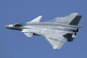 Trung Quốc sẽ phô diễn tiêm kích J-20 tại triển lãm hàng không Chu Hải