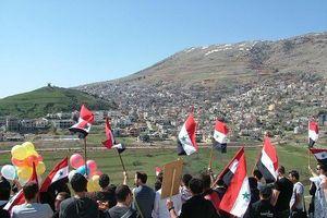 Syria: 'Sớm hay muộn Cao nguyên Golan sẽ thuộc về chúng tôi'