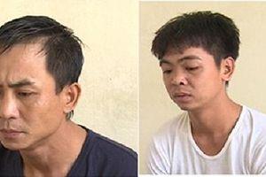 Bắt giữ 2 đối tượng gây ra 13 vụ trộm xe máy