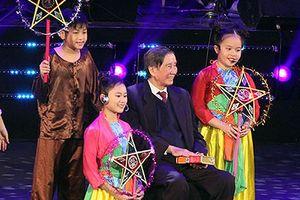 Đêm nhạc tôn vinh các nhạc sỹ dành trọn đời sáng tác cho thiếu nhi