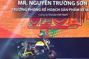 Honda chính thức đưa Monkey và Super Cub C125 về Việt Nam, giá 85 triệu đồng
