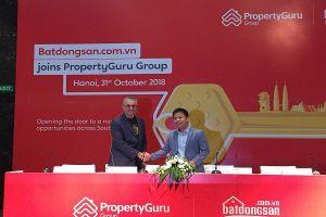 Batdongsan.com.vn về tay tập đoàn Singapore
