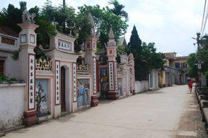 Xây dựng khu tưởng niệm Nguyễn Trãi ở Nhị Khê (Thường Tín - Hà Nội): Các nhà khoa học chưa đồng tình