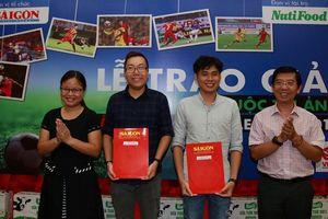 Duy Anh và Nguyễn Trương đoạt 'danh hiệu toàn năng'