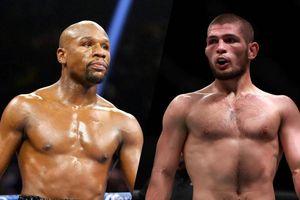 Chủ tịch UFC lên tiếng về trận đấu giữa Khabib và Mayweather