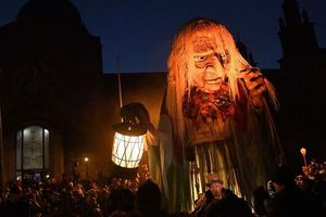 Từ Á sang Âu, 'ma quỷ' và 'phù thủy' đua nhau xuống phố mùa Halloween