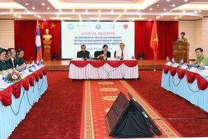 Việt Nam – Lào hợp tác thực thi pháp luật Lâm nghiệp