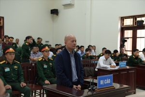 Út 'trọc' Đinh Ngọc Hệ được đề nghị sửa hình phạt bản án sơ thẩm