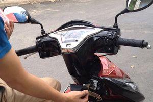 Bắt giữ 2 đối tượng chuyên trộm cắp xe máy lấy tiền sử dụng ma túy đá