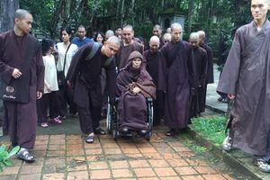 Sức khỏe Thiền sư Thích Nhất Hạnh sau khi trở về chùa Từ Hiếu hiện ra sao?