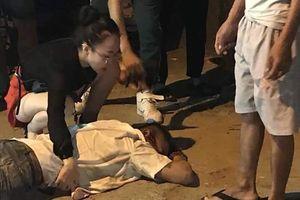 Vụ tài xế taxi bị bắn rồi cán xe qua người sau va chạm giao thông: 'Đạn vẫn còn găm ở một bên xương chậu'