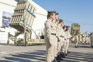 Saudi Arabia chính thức sắm Iron Dome làm bùa hộ mệnh