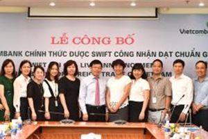 Vietcombank-Ngân hàng đầu tiên tại Việt Nam đạt chuẩn GPI toàn cầu
