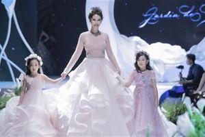 HH trái đất-Angelia Ong hóa nàng dâu rạng ngời tại Calla Show