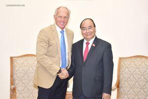 Thủ tướng tiếp Đại sứ du lịch Việt Nam