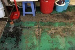 Tp HCM: Cơ sở cung cấp thực phẩm gây ngộ độc cho 55 người có nhiều vi phạm