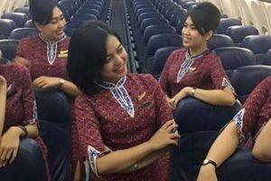 Mẹ của tiếp viên Indonesia nói thấy 'điềm báo' máy bay rơi