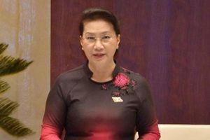 Chủ tịch Quốc hội nói về vụ luân chuyển ông Trương Quang Hoài Nam