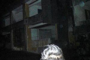 Trải nghiệm kinh hoàng khi săn ma đêm Halloween tại khu nhà bỏ hoang