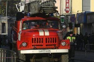 Nóng: Phát nổ tại Tổng cục An ninh Liên bang Nga