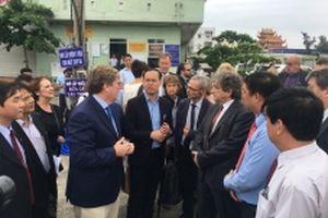 Ủy ban nghề cá Nghị viện châu Âu đánh giá cao Bình Định về chống khai thác IUU