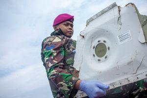 Indonesia xác định được nơi máy bay Lion Air chìm dưới đáy biển