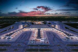 Toàn cảnh sân bay lớn nhất thế giới vừa khai trương