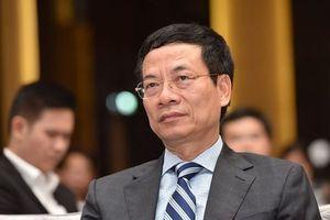 Tân Bộ trưởng Nguyễn Mạnh Hùng 'ra mắt' Quốc hội bằng giải pháp xử lý thông tin sai trên mạng