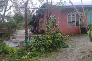 Philippines: Siêu bão Yutu khiến 6 người thiệt mạng, 10.000 người sơ tán