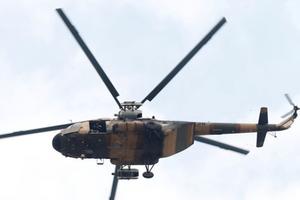 Rơi trực thăng quân sự ở Afghanistan, 20 người thiệt mạng