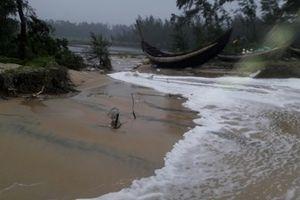 Thừa Thiên Huế: Hơn 300 tỷ đồng xây dựng kè bảo vệ bờ biển Phú Vang - Phú Lộc
