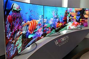 Thị trường TV OLED tăng trưởng mạnh