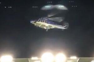 Báo Anh công bố video gây sốc về tai nạn trực thăng của ông chủ Leicester