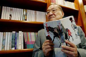 Tiểu thuyết Kim Dung, cả trời thương nhớ ùa về từ quá khứ