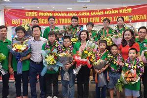 Việt Nam giành kết quả cao nhất cuộc thi thử thách nhà toán học tương lai