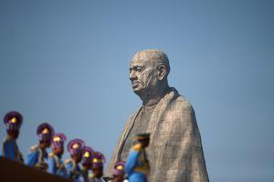 Ấn Độ khánh thành tượng cao nhất thế giới