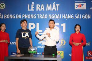 SPL - S1: Chất chơi Hà Nội du nhập bóng đá phủi Sài Gòn