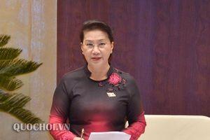 Chủ tịch Quốc hội: Quy định chưa hợp lý phải sửa cho nhân dân nhờ