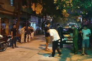 Va chạm giao thông, lái xe taxi bị tài 'xế hộp' bắn đạn cao su