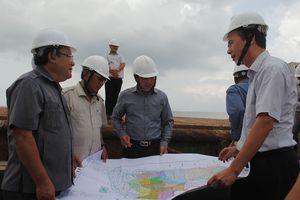 Công nghệ 'phá sóng' xuất hiện ở bờ biển Cà Mau
