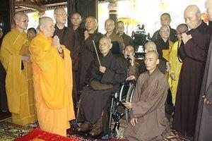 Chuyến trở về đất tổ của Thiền sư Thích Nhất Hạnh